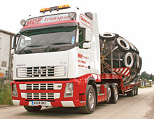 MDF Transport Oil & Gas